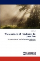 The essence of readiness to practice - Nick Abel