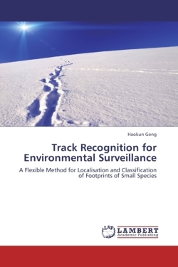 Track Recognition for Environmental Surveillance