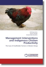 Management Interventions and Indigenous Chicken Productivity