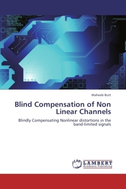 Blind Compensation of Non Linear Channels