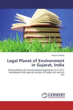 Legal Planet of Environment in Gujarat, India