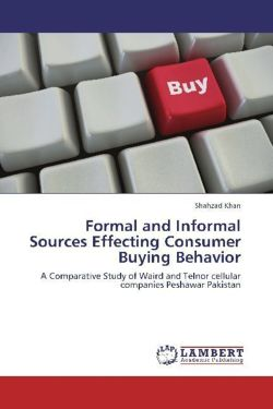 Formal and Informal Sources Effecting Consumer Buying Behavior