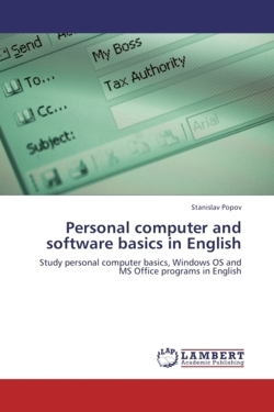 Personal computer and software basics in English