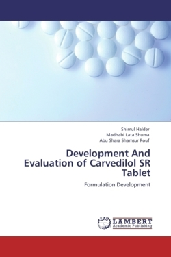 Development And Evaluation of Carvedilol SR Tablet: Formulation Development
