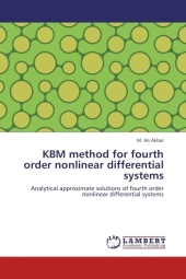 KBM method for fourth order nonlinear differential systems - M. Ali Akbar