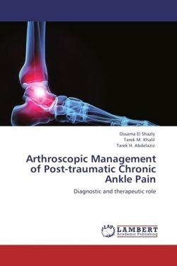 Arthroscopic Management of Post-traumatic Chronic Ankle Pain