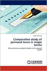 Comparative Study Of Personal Loans In Major Banks - Swati Pokhriyal