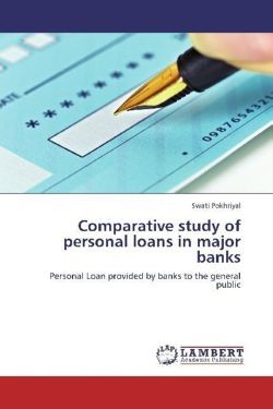 Comparative study of personal loans in major banks