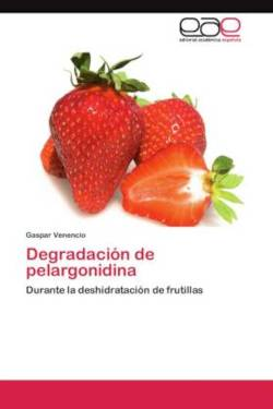 Degradación de pelargonidina