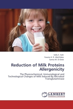 Reduction of Milk Proteins Allergenicity