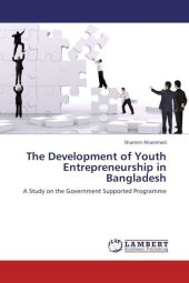 The Development of Youth Entrepreneurship in Bangladesh - Shamim Ahammed