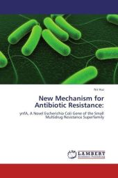 New Mechanism for Antibiotic Resistance: - Nir Hus