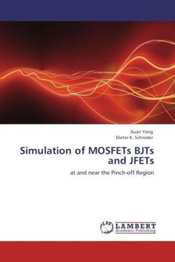Simulation of MOSFETs BJTs and JFETs