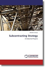 Subcontracting Strategy