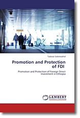 Promotion and Protection of FDI