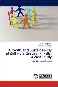 Growth And Sustainability Of Self Help Groups In India - Atanu Sengupta, Somnath Choudhury
