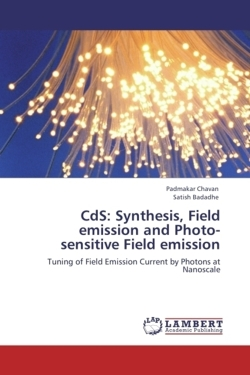 CdS: Synthesis, Field emission and Photo-sensitive Field emission