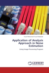 Application of Analysis Approach in Noise Estimation - Yousif Mohamed Yousif Abdallah
