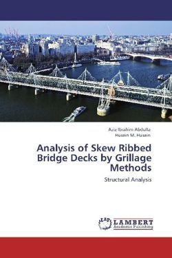Analysis of Skew Ribbed Bridge Decks by Grillage Methods
