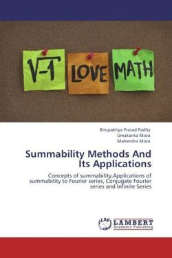Summability Methods And Its Applications