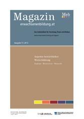 Aspekte betrieblicher Weiterbildung - Magazin erwachsenenbildung.at, 17/2012 - Zugänge - Ressourcen - Beispiele - Arthur Schneeberger