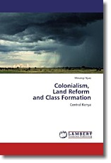 Colonialism,   Land Reform   and Class Formation