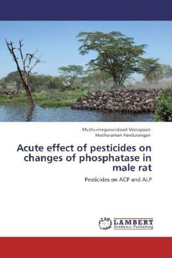 Acute effect of pesticides on changes of phosphatase in male rat
