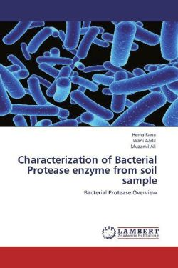 Characterization of Bacterial Protease enzyme from soil sample