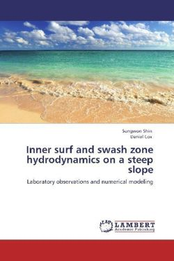Inner surf and swash zone hydrodynamics on a steep slope
