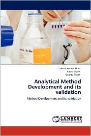Analytical Method Development and its validation