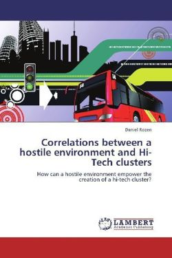 Correlations between a hostile environment and Hi-Tech clusters