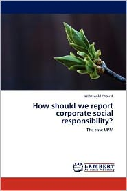 How should we report corporate social responsibility? - Hobr Wyld Chouat, Hobrawyld Chouat