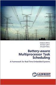 Battery-Aware Multiprocessor Task Scheduling