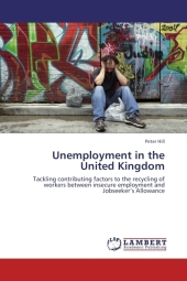 Unemployment in the United Kingdom - Peter Hill