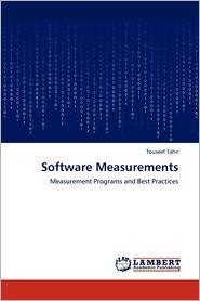 Software Measurements - Touseef Tahir