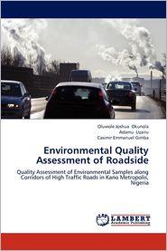 Environmental Quality Assessment of Roadside - Oluwole Joshua Okunola, Adamu Uzairu, Casimir Emmanuel Gimba
