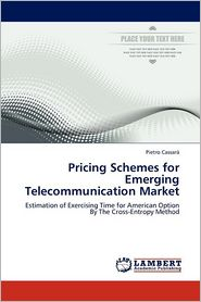 Pricing Schemes for Emerging Telecommunication Market - Pietro Cassar