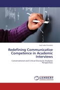 Lobo-Fontalvo, José: Redefining Communicative Competence in Academic Interviews