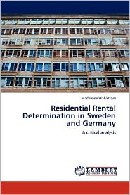 Residential Rental Determination in Sweden and Germany