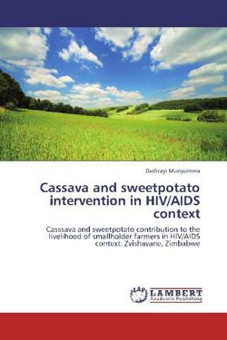 Cassava and sweetpotato intervention in HIV/AIDS context