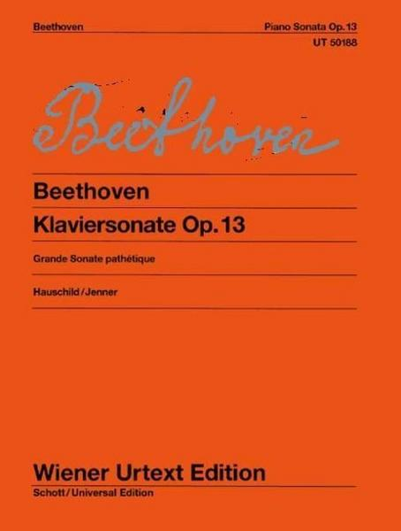 Beethoven, L: Sonate c-Moll