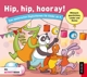 Hip, Hip, Hooray!, 1 Audio-CD - Gunter Gerngross