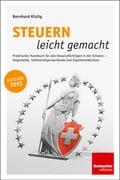 Steuern leicht gemacht - Bernhard Kislig, Der Schweizerische Beobachter, Focus Grafik, Isabel Thalmann, Käthi Zeugin