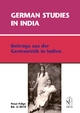 German Studies in India