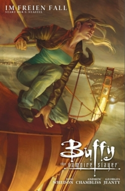 Buffy: The Vampire Slayer (Staffel 9), Bd. 1: Im freien Fall