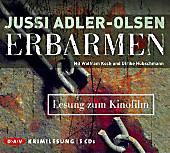 Erbarmen, Sonderausgabe zum Film, 5 Audio-CDs