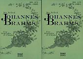 Johannes Brahms. Eine Biographie in vier Bänden. Band 3: Zwei Halbbände in einem Band