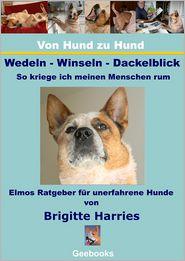 Von Hund zu Hund - Wedeln-Winseln-Dackelblick - So krieg ich meinen Menschen rum: Elmos Ratgeber für unerfahrene Hunde