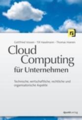 Cloud-Computing für Unternehmen - Technische, wirtschaftliche, rechtliche und organisatorische Aspekte - Gottfried Vossen, Till Haselmann, Thomas Hoeren