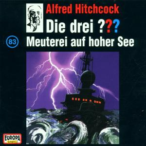 Meuterei auf hoher See - Alfred Hitchcock